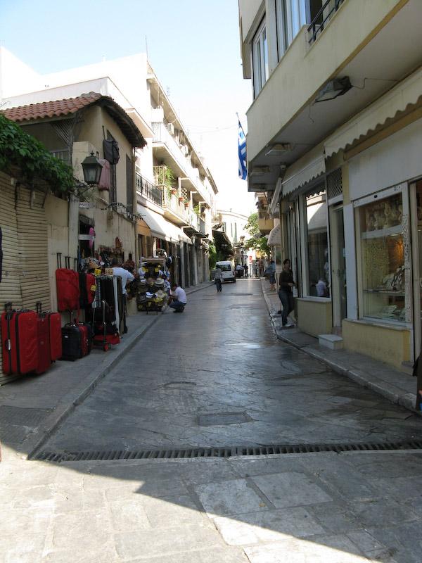 Rua de Plaka