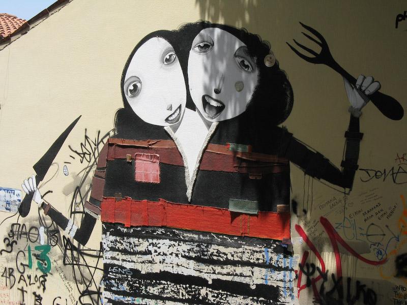 Grafitagem curiosa…